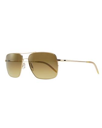 Clifton Photochromic Sunglasses, Gold