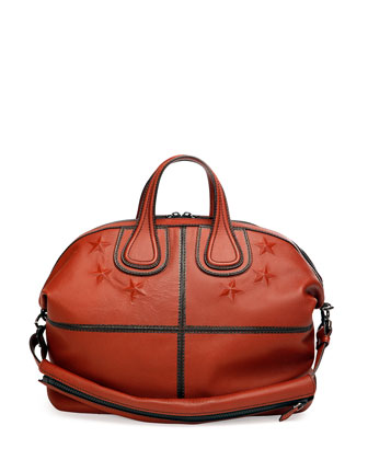 Men's Basketball Nightingale Satchel Bag