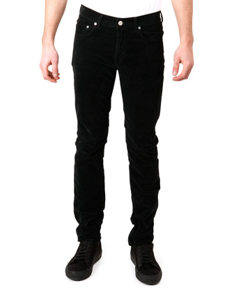 Ace Skinny Cash Jeans, Black