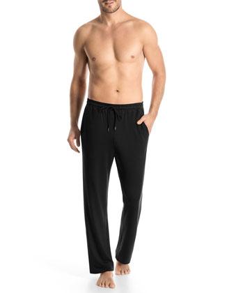Harrison Lounge Pants, Black