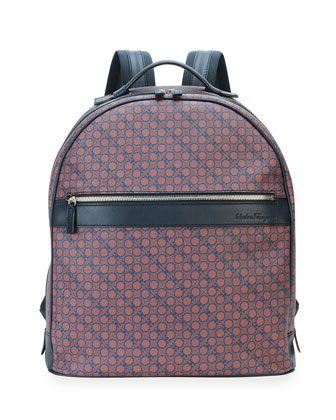 Gancino Tex Printed Backpack