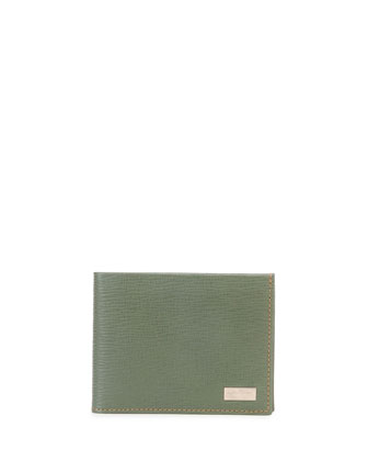 Revival Bi-Fold Wallet, Gray