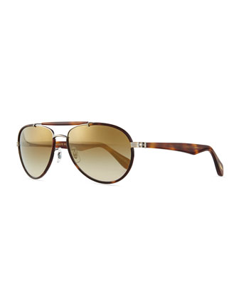 Charter Aviator Sunglasses