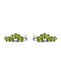 Caterpillar Cuff Links