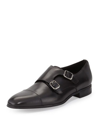 Addo Double-Monk Shoe