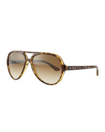 Cats 5000 Classic Sunglasses, Tortoise