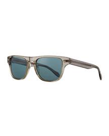 Strathmore VFX+ Polarized Square Sunglasses, Workman Gray