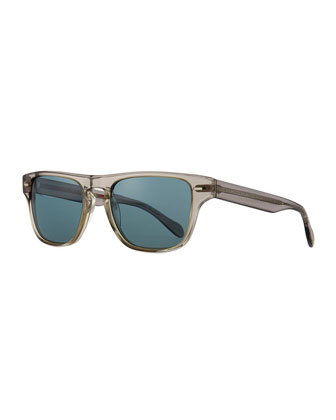 Strathmore VFX+ Polarized Square Sunglasses, Workman Gray