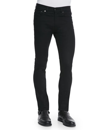Ace Skinny Pants, Black