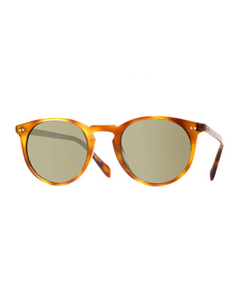 Sir O'Malley 46 Sunglasses, Vintage Brown