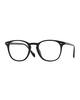 Sir Finley 49 Fashion Glasses, Black