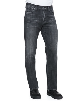 Sid Straight Crow Jeans