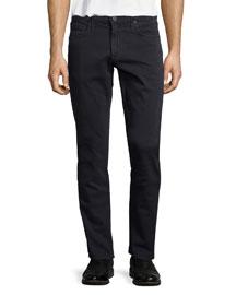 Tyler Dark Twill Jeans, Blue
