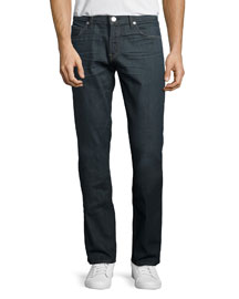 Cole Keene Dark Wash Jeans, Charcoal