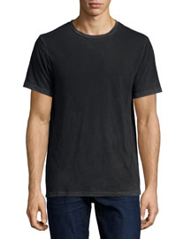 Fleming Short-Sleeve Tee, Gray