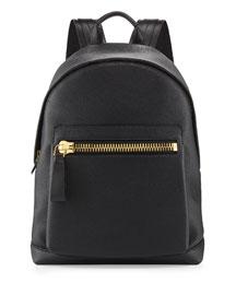 Buckley Zip-Pocket Backpack, Black