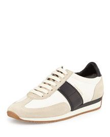 Orford Colorblock Trainer Sneaker, Black