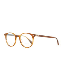 Delray 47 Optical Glasses, Yellow