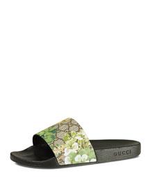 Pursuit Blooms Printed Sandal, Multi