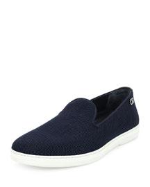 LeBlanc 2 Mesh Slip-On Sneaker, Navy