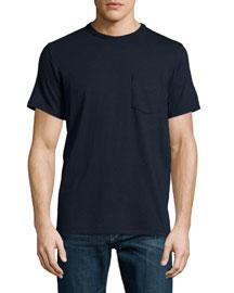 Standard Issue Short-Sleeve Pocket T-Shirt, Navy