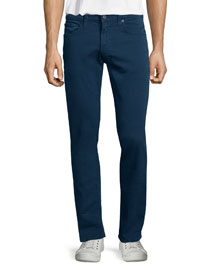 Tyler Slim-Straight Jeans, Admiral
