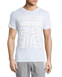 Logo-Graphic Short-Sleeve T-Shirt, White