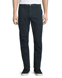 Hydrox Military-Style Stretch Pants, Depth