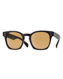 Byredo 50 Photochromic Sunglasses, Black