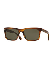 Brodsky VFX+ Polarized Sunglasses, Brown