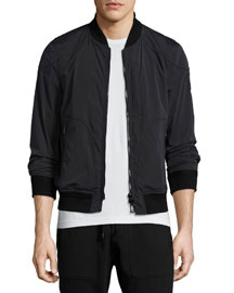 Southwick Reversible Nylon Jacket, Black