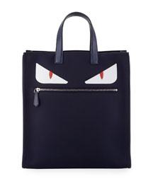 Monster-Creature Tote Bag