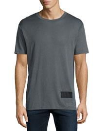 Short-Sleeve Jersey T-Shirt, Slate