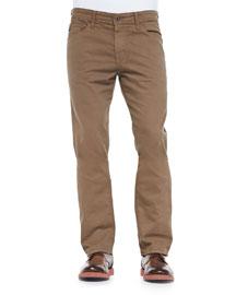 Gradate Sud Jeans, Dark Khaki