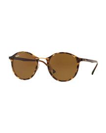 Men's Classic Round Sunglasses