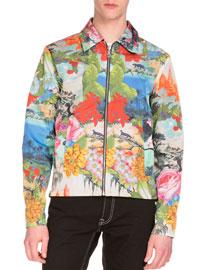 Jungle Book� Printed Reversible Zip Jacket