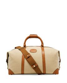 Cavalier II No.97 Twill Duffel Bag, Khaki