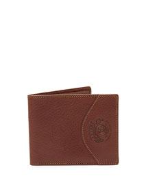Classic Leather Wallet No. 203, Vintage Chestnut