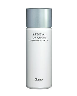 Kanebo Sensai Collection Purifying Silk Peeling Powder