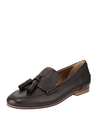 Palmellato Leather Tassel Loafer