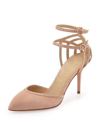 Aranea Spider-Web d'Orsay Pump, Neutral