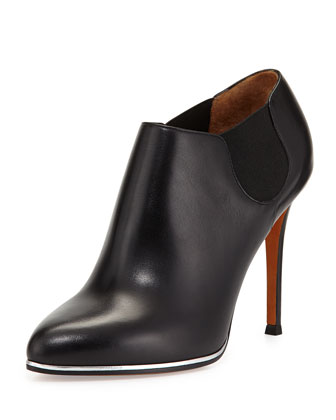 Elia Leather Ankle Boot