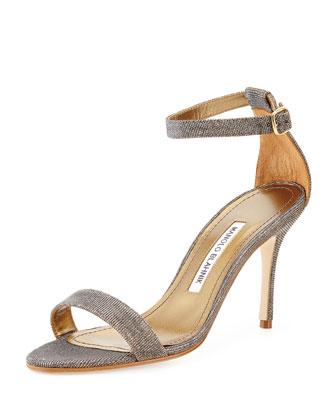 Chaos Lam?? Ankle-Strap Sandal