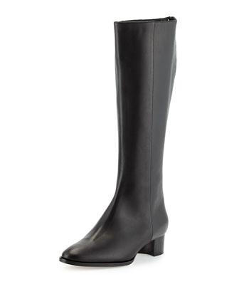 Prudaccia New VIP Tall Boot, Black