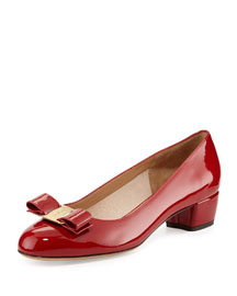 Vara 1 Patent Bow Pump, Red (Rosso)
