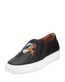 Bambi Slip-On Skate Shoe