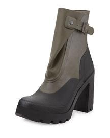 Original High-Heel Ankle Galosh