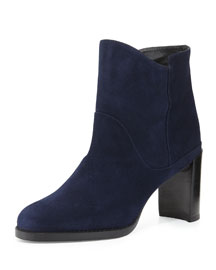 McClean Suede Ankle Boot