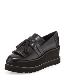 Fellowship Tassel Fringe Loafer Creeper