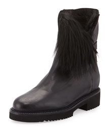 Cromby Fur-Lined Ankle Boot